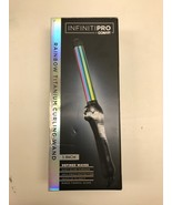 """InfinitiPro by Conair Rainbow Titanium Curling Wand - 1"""" - $13.54"""