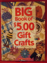 Big Book of Gift Crafts-Woodworking,Felt Crafts,Painting,kids,Pots and P... - $16.83