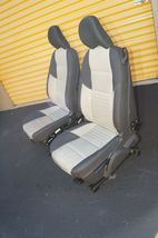 08 Volvo C30 R-DESIGN Front Seats W/ Airbags & Tracks image 9