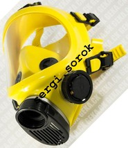 Full Face Yellow Facepiece GENUINE Gas Mask Respirator BRIZ GP-9 2018 new  - $57.99