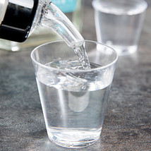 NEW Choice 2 oz. Clear Round Plastic Disposable Shot Glasses - 2500/Case - $98.99