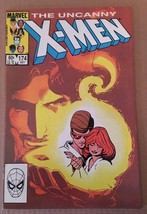 Uncanny X-Men #174 Marvel Comic Book from 1982 VF Condition PHOENIX - $4.49