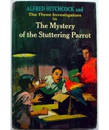 Three Investigators Mystery of the Stuttering Parrot 1st Edition 1st Pri... - $36.00