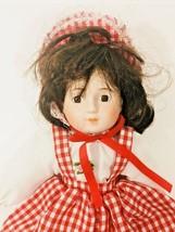 Duck House Porcelain Girl Doll - $24.09