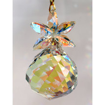 Clear Crystal Pineapple Ornament image 5