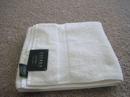 BNWT Ralph Lauren Bath towel, Classic/Wescott, 100% cotton, Ivory or grey - $13.99