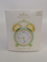 Hallmark Keepsake Ornament Wind up Living on Ba... - $14.80