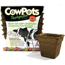 Cowpots Cowpots 12pots/pack 4 - $22.83