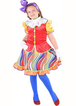 "Kids - Girls ""Rainbow Wave""  Clown  - ages 3 to 14 - $31.80"