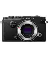 Olympus PEN-F Mirrorless Micro Four Thirds Digital Camera (Body Only, Black) - $749.00