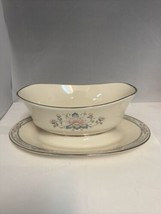 "Lenox Cosmopolitan Collection Charleston 7"" Gravy Bowl Rare Item - $64.30"