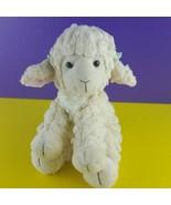 """Russ Berrie Plush Lola Sheep Lamb Stuffed Animal 10"""" Ear Bows  - $22.76"""
