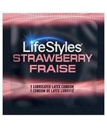 Lifestyles Luscious Flavors: 100-Pack of Condoms - $17.33