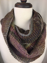 Handwoven Cowl from Remnant Rampage Warp - $88.00
