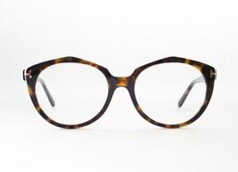 Tom Ford TF5416 052 Optical Frame Havana Gold Glasses - $121.35