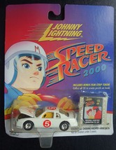 Johnny Lightning Speed Racer 2000 Diecast Includes Film Strip - $13.51