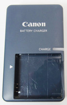 ORIGINAL CANON CB-2LV CHARGER FOR POWER SHOT CAMERA TESTED AND WORKING -K2 - $8.99