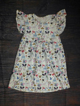 NEW Boutique Disneyland Girls Sleeveless Ruffle Dress 18M 2T 3T 4T 5-6 6-7 - $16.99