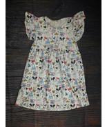 NEW Boutique Disneyland Girls Sleeveless Ruffle Dress 18M 2T 3T 4T 5-6 6-7 - $16.99