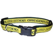 Oregon Ducks Dog Collar NCAA Pet Gear - $14.75