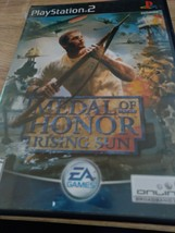 Sony PS2 Medal Of Honor: Rising Sun image 1