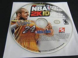 NBA 2K10 (Nintendo Wii, 2009) - Disc Only!!! - $5.04