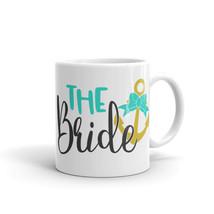 New Mug - Nautical Bride Anchor Mug - $10.99+
