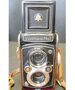 Vintage 1950s Yashica Mat Copal MXV Camera With Twin Lumaxar Lenses - $118.74