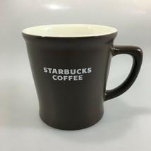 Starbucks 2008 Brown 16 oz Coffee Mug  - $25.97