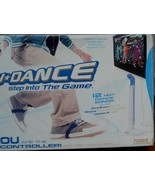 U-Dance, Step Into The Game - Mat-Free Game Technology - BRAND NEW IN BOX - $79.19