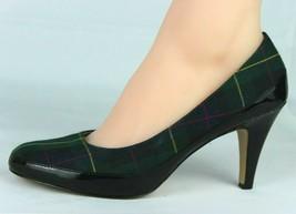 Liz Claiborne New York Cammie Donna Scarpe Classico Sanitarie Verde Nero Taglia - $19.94