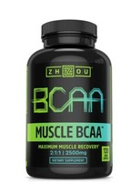 Muscle BCAA   Branched Chain Amino Acids   Build Muscle, Improve Recovery  - $16.00