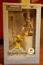 Diamond Select Toys Disney Kingdom Hearts Mickey Mouse with Pluto (Exclu... - $26.99
