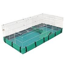 Midwest Expandable Guinea Pig Pet Habitat Small Bunny Rabbit Animal Cage . - $66.53