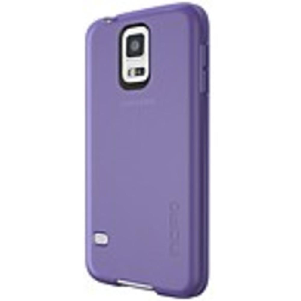 Incipio NGP Case for Samsung Galaxy S5 - Purple - SA-530-PUR - Impact Resistant