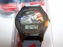 Disney Cars LCD Watch Wristwatch Boost & McQueen New Needs Batteries - $8.00