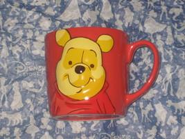 DISNEY STORE Pooh Bear COFFEE CUP/MUG. BRAND NEW. 3074 - $19.79