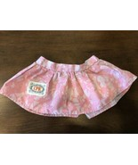 Cabbage Patch Kids Skirt Pink and Gray - $6.17
