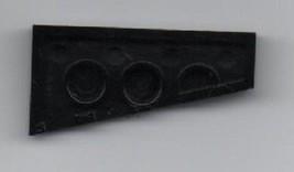 Black LEGO 2x4  Diagonnel Left Plate - Basic Building Set.  - $0.98