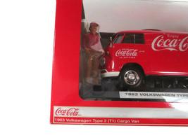 Coca-Cola 1967 VW T1 Cargo Van w/ Driver  special listing - $41.58