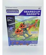 STEM Thames Kosmos Engineering Makerspace Geared Up Gadgets Non Motorize... - $18.00