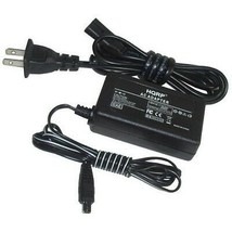 Hqrp Ac Adapter For Canon FS10 FS100 FS11 Vixia Hf R10 Hf R100 R11 Legria R16 - $19.95