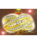 HAUNTED RING 5000X  THE ROYAL CHARMED LIFE RARE MAGICK MAGNIFICENT COLL... - $555.55