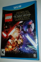 LEGO STAR WARS:FORCE AWAKENS WIIU ACTION NEW VIDEO GAME New Sealed - $18.81