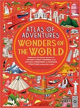 Atlas of Adventures: Wonders of the World - $30.33