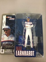 2004 DALE EARNHARDT MCFARLANE SERIES 2 NASCAR ACTION FIGURE SEALED ACDEL... - $8.79
