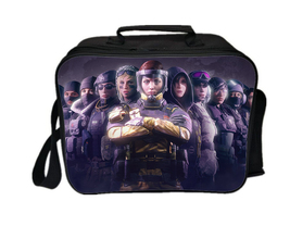 Rainbow Six Siege Lunch Box Series Lunch Bag Valkyrie - $19.99