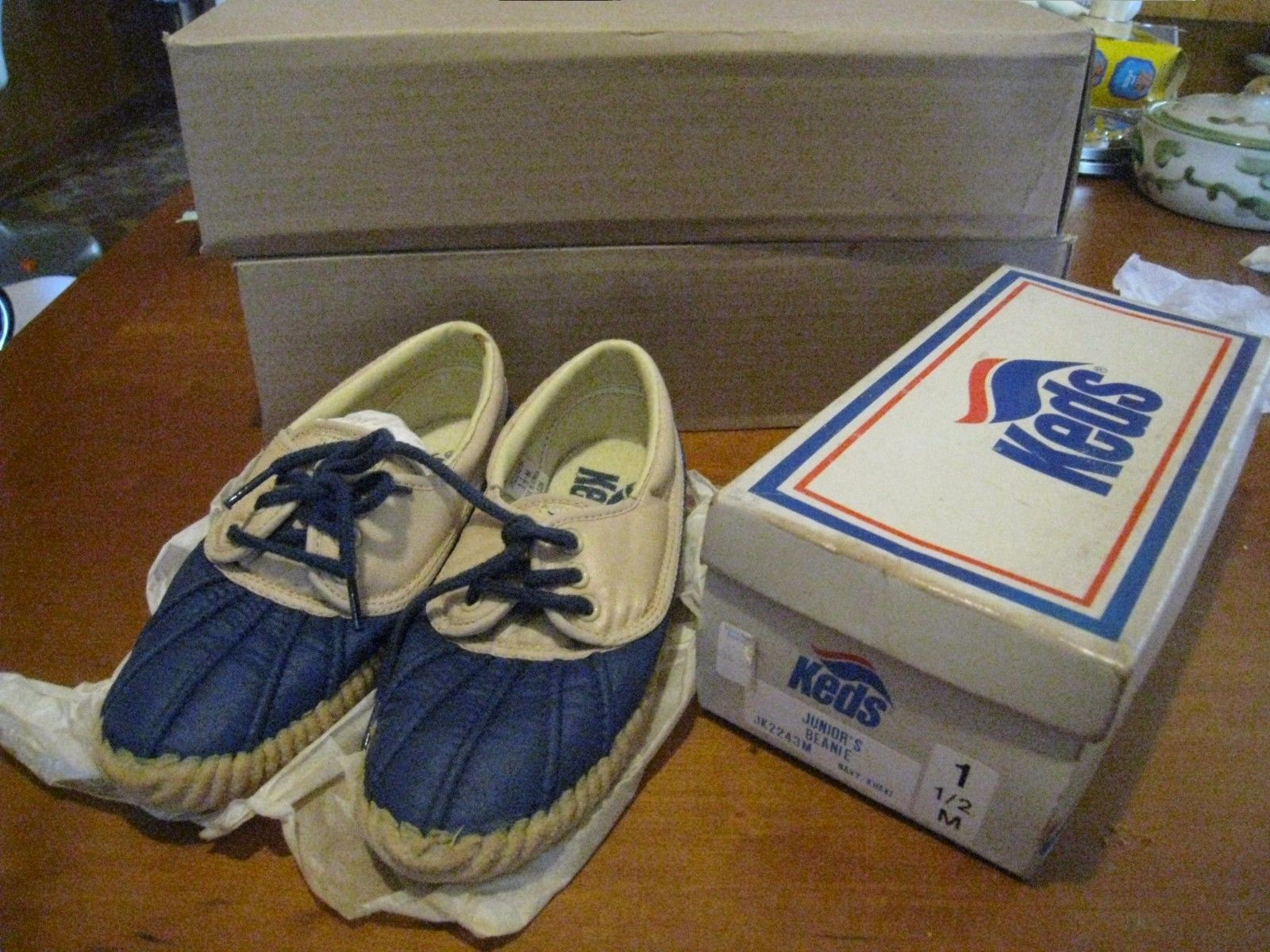 1cfca47c1b KEDS Junior s BEANIE vintage youth shoes and 50 similar items