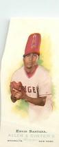 2006 Topps Allen & Ginter Mini Baseball Card #51 Ervin Santana Angels - $3.33