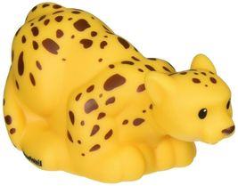 Fisher-Price Little People Leopard Animal Zoo Wildlife Safari Figure Toy image 3